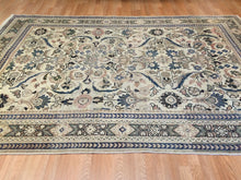 "Load image into Gallery viewer, Marvelous Mahal - 1900s Antique Persian Rug - Tribal Carpet - 6'7"" x 9'9"" ft."