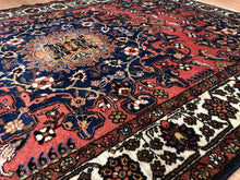 "Load image into Gallery viewer, Tremendous Tafresh - 1920s Antique Persian Rug - Malayer Carpet - 4'2"" x 6'4"" ft."