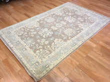 "Load image into Gallery viewer, Amazing Afghan - Floral Peshawar Rug - Oriental Oushak Design - 3'10"" x 6'2"" ft."