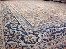 "Load image into Gallery viewer, Spectacular Sultanabad - 1900s Antique Mahal Rug - Ziegler Tribal Rug 12' x 17'2"" ft."