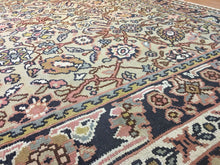 "Load image into Gallery viewer, Beautiful Bessarabian - 1930s Antique Turkish Kilim - Flatweave Rug - 8'9"" x 10' ft"
