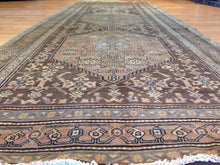 "Load image into Gallery viewer, Marvelous Malayer - 1940s Antique Persian Rug - Gallery Runner - 4'8"" x 13'2"" ft."