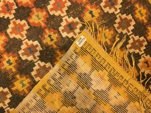 "Marvelous Moroccan - 1940s Antique Tribal Rug - Colorful Carpet - 4'8"" x 7'5"" ft."