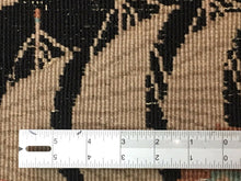 "Load image into Gallery viewer, Natural Nichols - 1920s Antique Chinese Rug - Art Deco Square Boat - 1'1"" x 1'1"" ft"