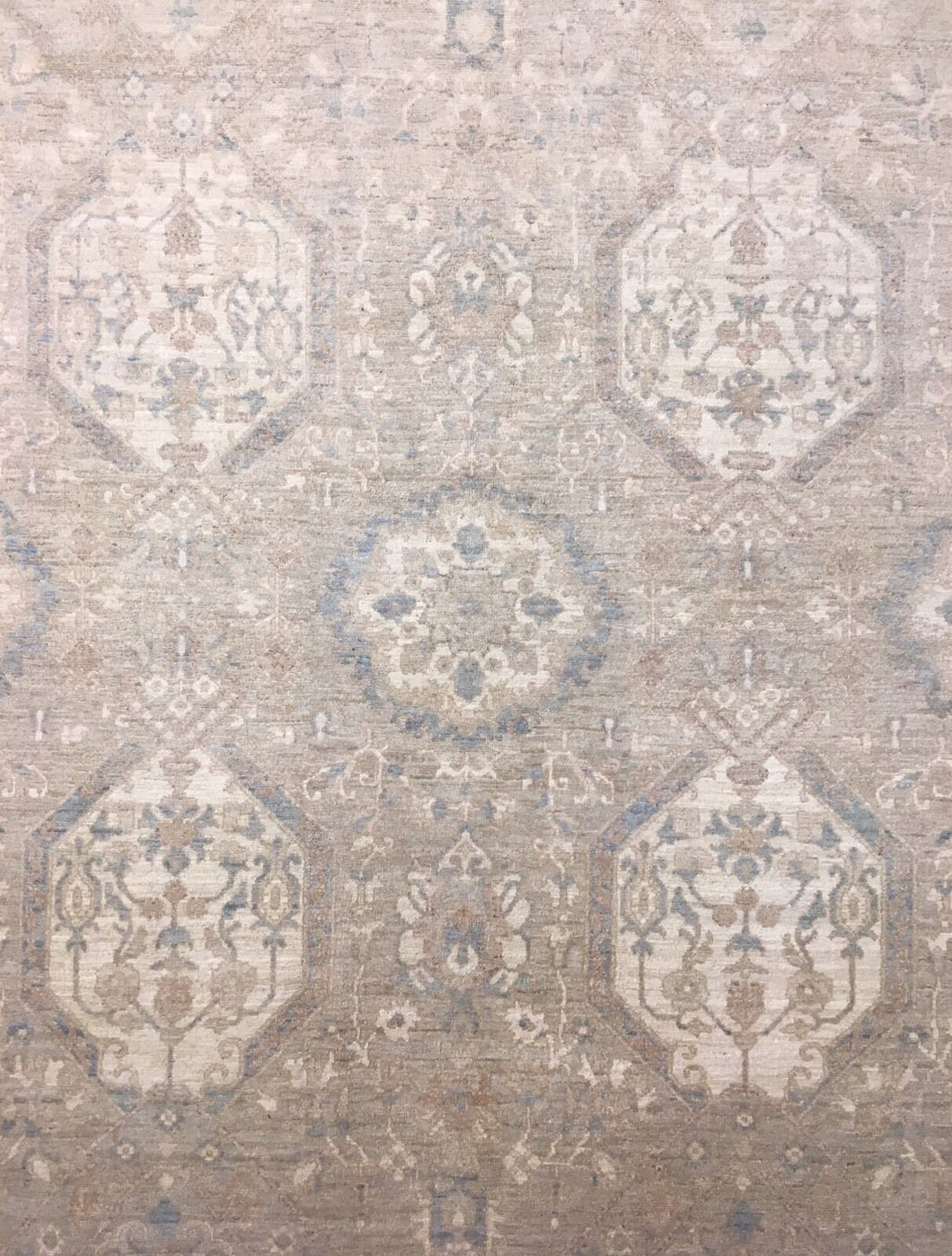 Beautiful Bamyan - Traditional Rug - Oriental Floral Carpet - 9' x 12'4