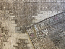 "Load image into Gallery viewer, Oustanding Oushak - 1930s Antique Turkish Rug - Gallery Carpet - 5'2"" x 12'6"" ft."