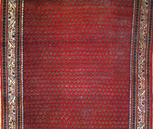 "Load image into Gallery viewer, Special Serab - 1940s Antique Persian Rug - Tribal Carpet - 5'1"" x 9'1"" ft."
