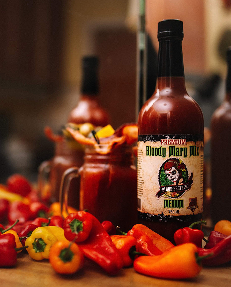 Blood Brothers Premium Bloody Mary Mix
