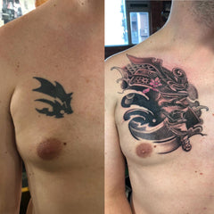 Freedom Tattoo HK Akai