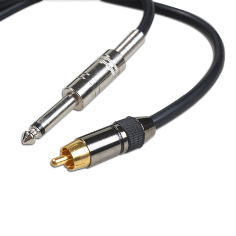 Dragonhawk Copper RCA Cord / Dragonhawk純銅RCA勾綫