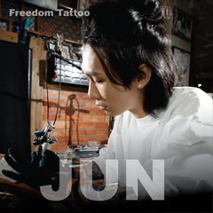 Freedom Tattoo HK Jun
