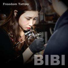 Freedom Tattoo HK Bibi