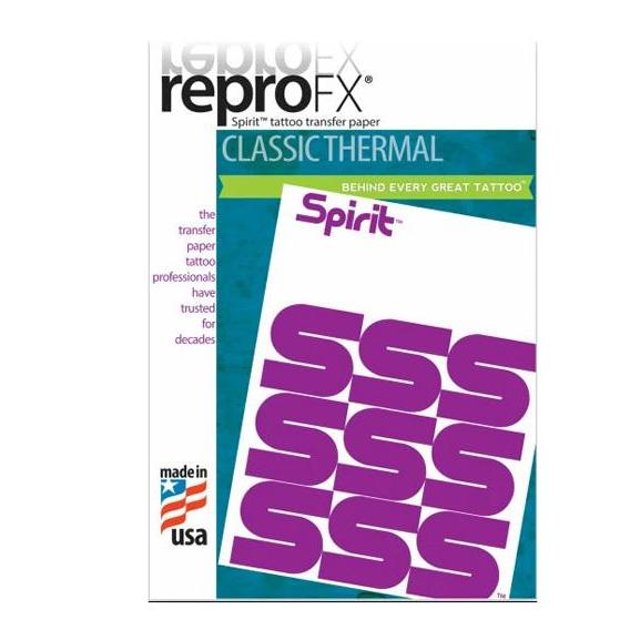 ReproFX Classic Thermal Paper / ReproFX Classic Thermal轉印紙