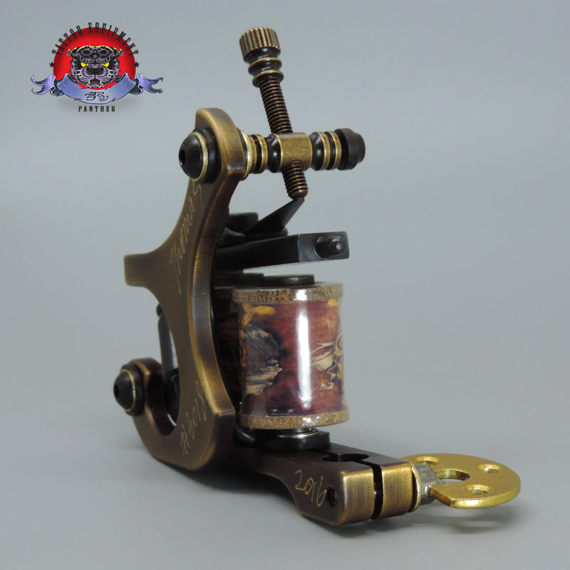 Panther HB-JP005 Copper Coil Tattoo Machine / Panther HB-JP005純銅線圈機