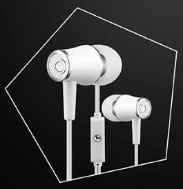 k68 Leather cable Sport Earphone Wired Earphones Super Bass 3.5mm Crack Earphone Earbud with Mic for Android for Apple