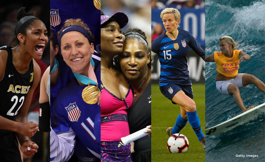 Gender Inequality, Pay Disparity in Sports: WHAT IS HAPPENING!?