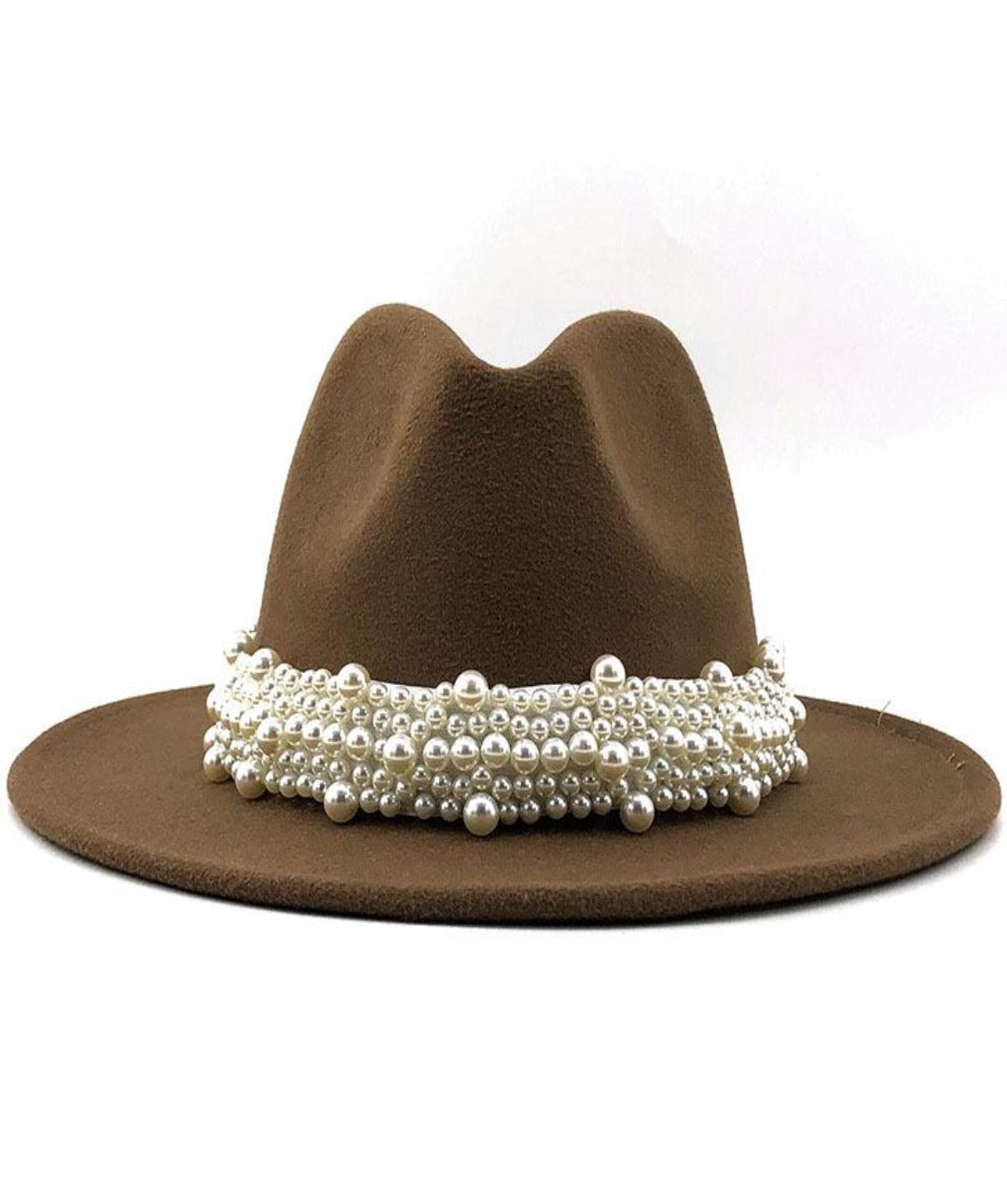 "The""Precious Pearl"" Hat"