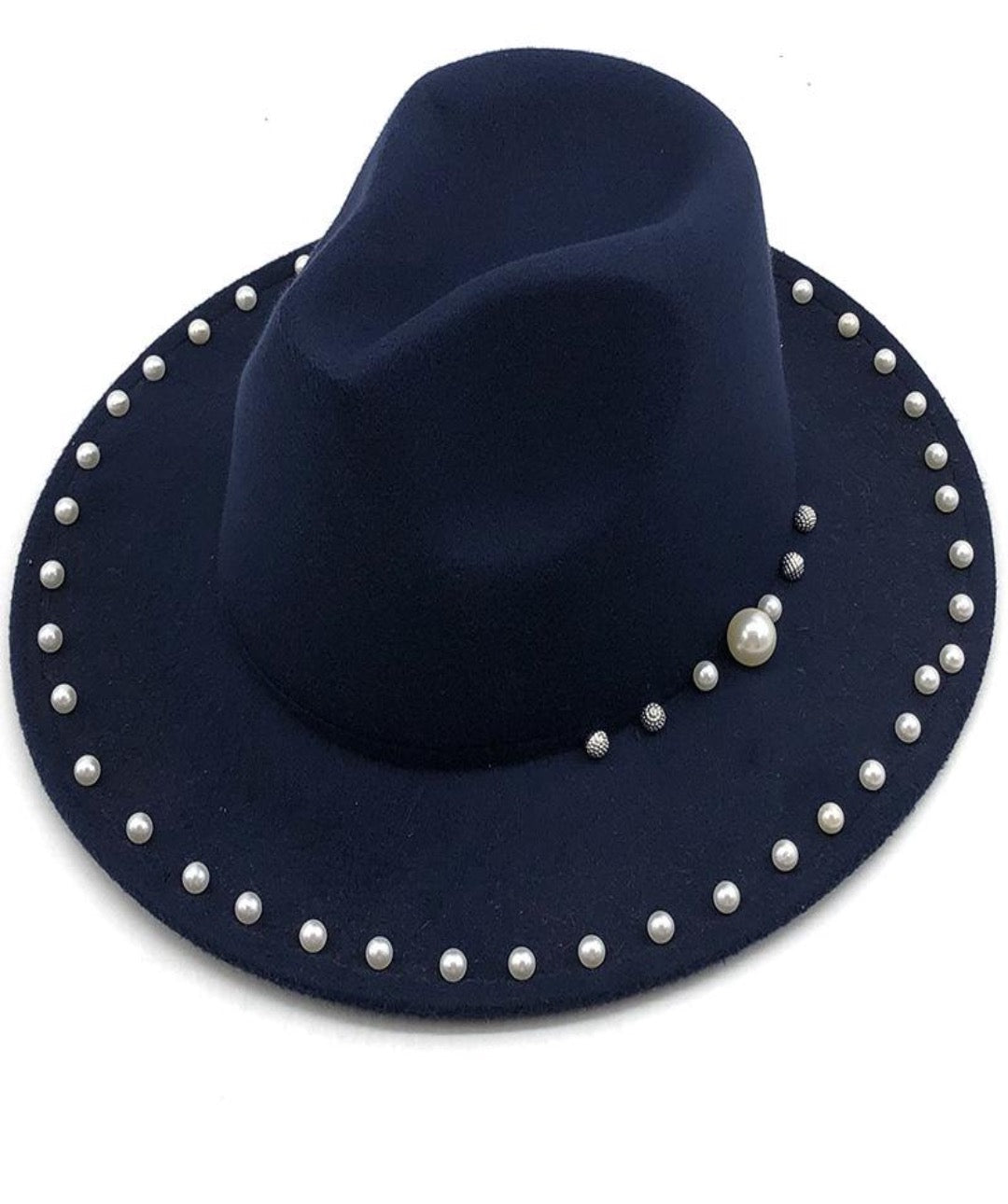 "The ""Rare Pearl ""Hat"