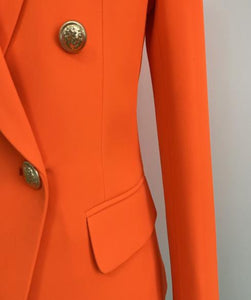 "The""Orange is the new black"" Blazer**"