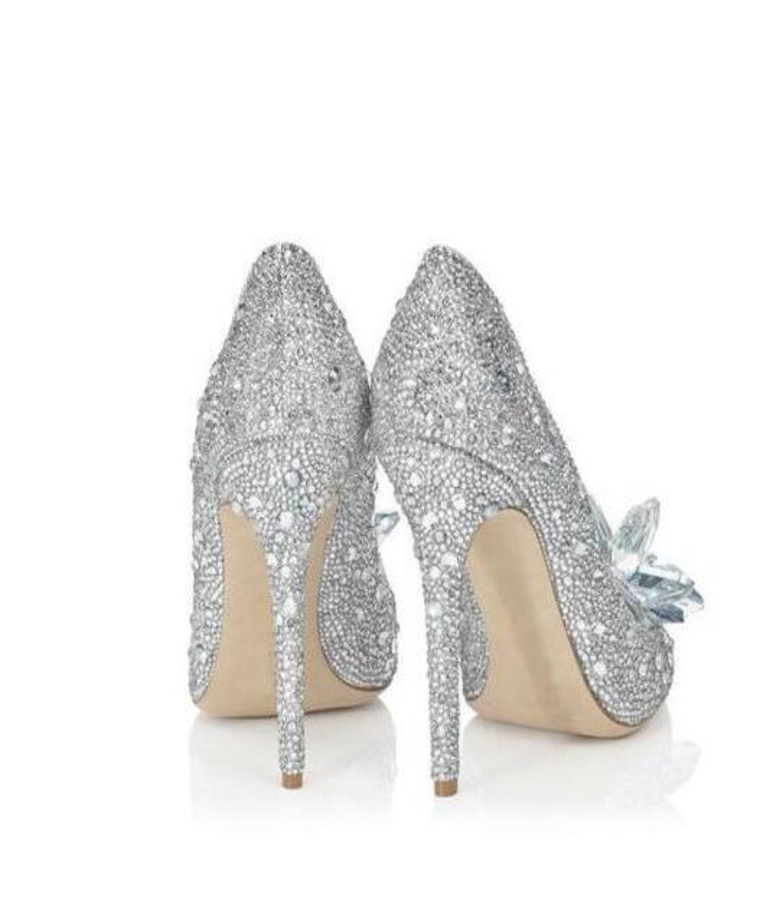 "The ""Cinderella"" Shoes"