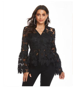 "The ""IM SO CHIC"" Blouse"
