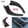 1 pair Universal Car Modification Shovel Auto Bumper Spoiler Front Shovel