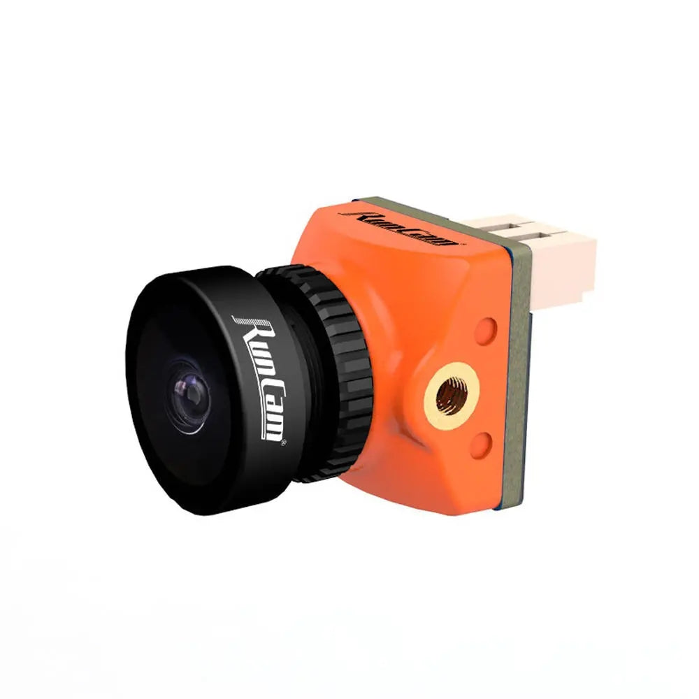 RunCam Racer Nano 2 CMOS 1000TVL 1.8mm/2.1mm Super WDR Smallest FPV Camera 6ms Low Latency Gesture Control OSD for RC Drone 1.8MM KSX3789