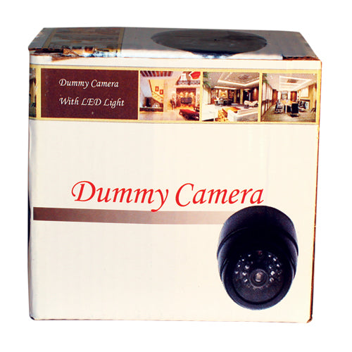Dummy Dome Camera with LED and IR for a Real Look