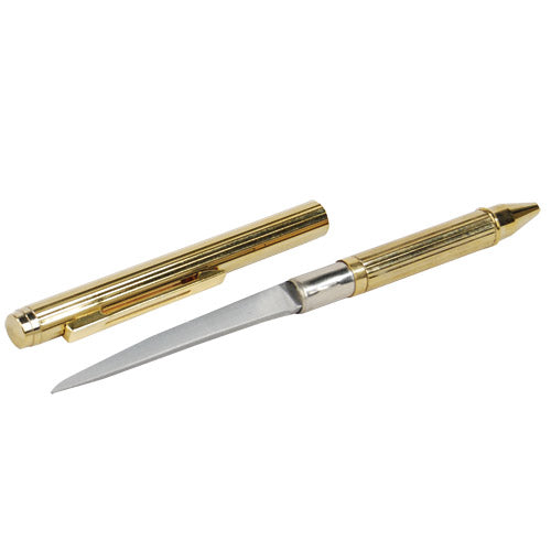 Pen Knife Gold