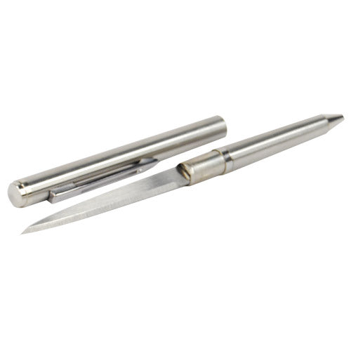 Pen Knife Silver