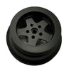 MN Model Metal Beadlock Wheels Rims for MN45 D90 91 96 99 99S 99A 1/12 Rc Car Model Spare Parts DIY  black_1PCS
