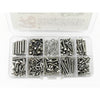 Metal Screws Kit for AXIAL SCX10II Jeep AX90046 90047 Crawler Rc Car Parts