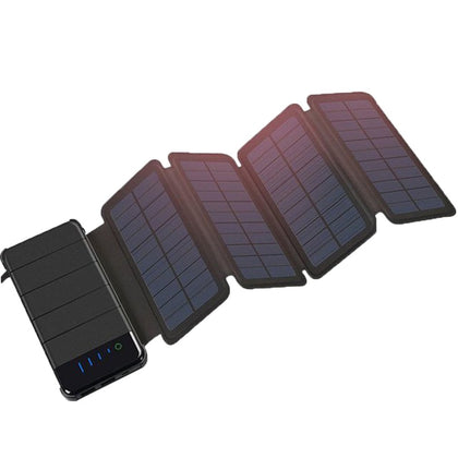 USB Solar Panel 5W 5V Portable Charger - 4aces Gadets
