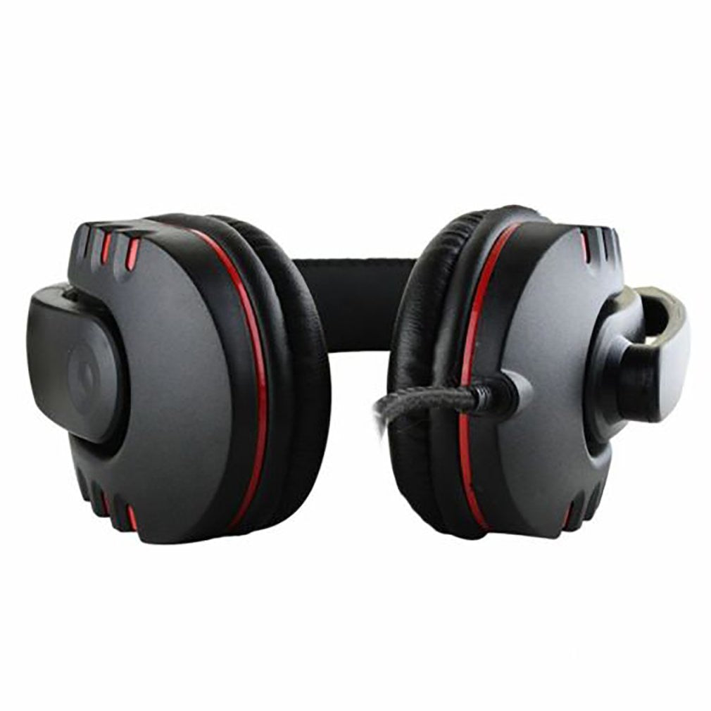 Gaming Headset Stereo Surround Headphone 3.5Mm Wired Mic - 4aces Gadets