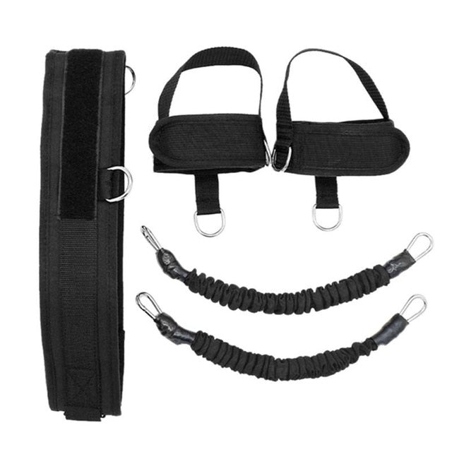 Jump Trainer Elastic Resistance Bands Set for Basketball Volleyball Football