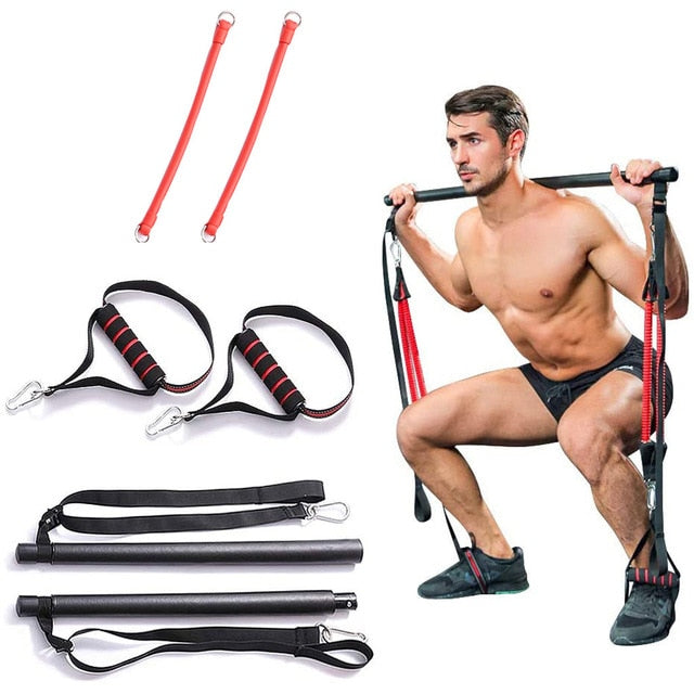 Full Body Workout Resistance Bands