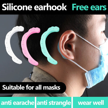 3 PairsMask Ear Grips High Quality Extension Hook