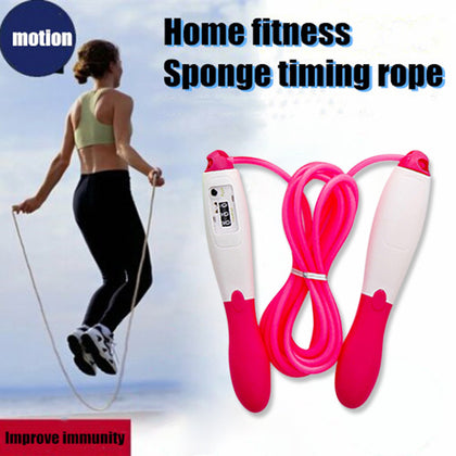 Fitness Skipping Rope Portable