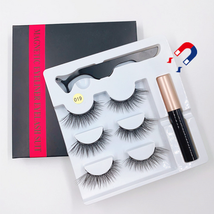 Magnetic Eyeliner Set Eyelash Extension