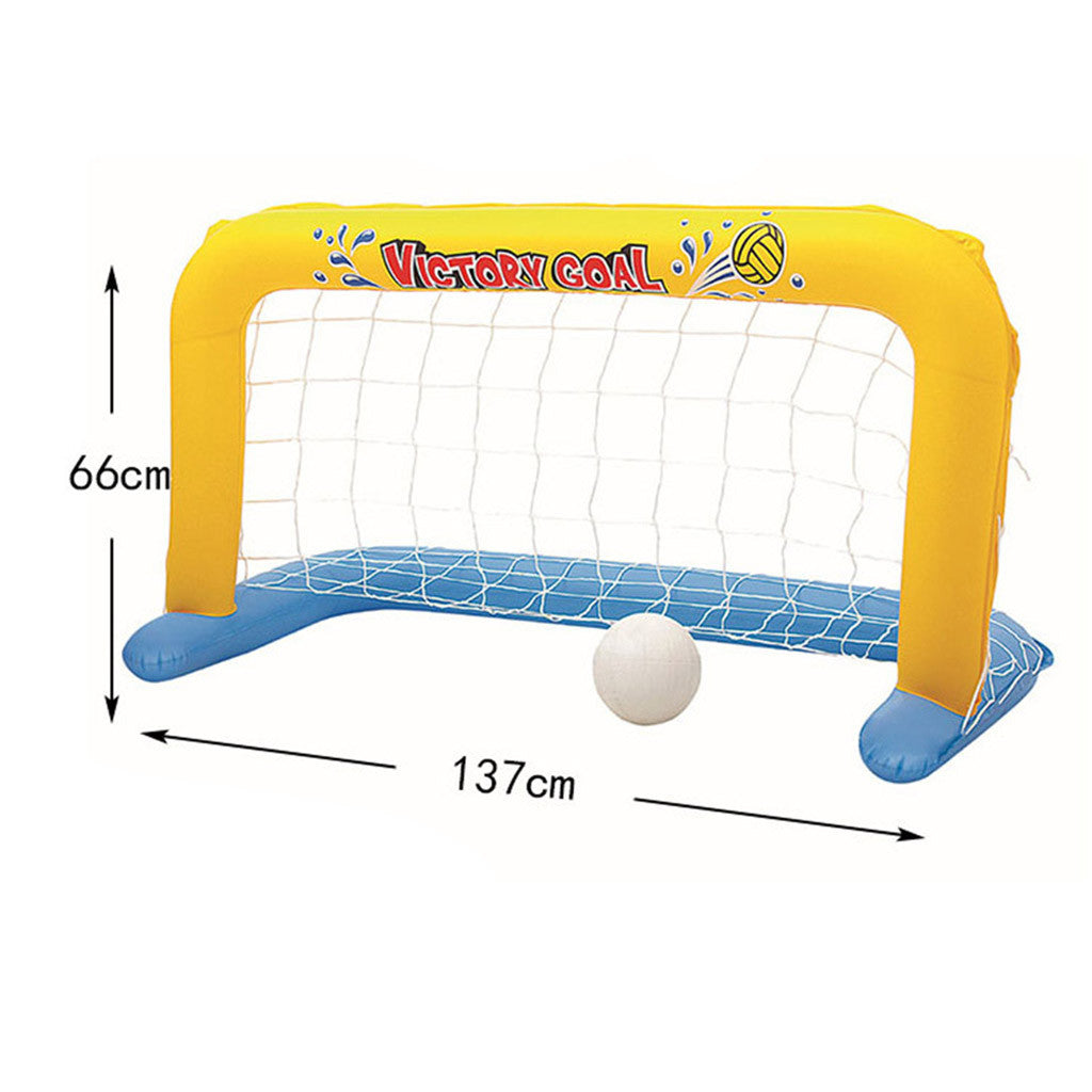 Kids Water Sports Goal Net Pool Game