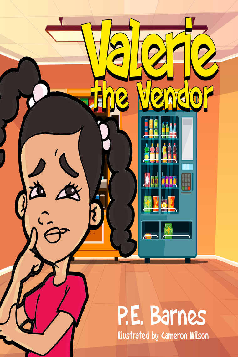 Valerie the Vendor (Ages 6-9)