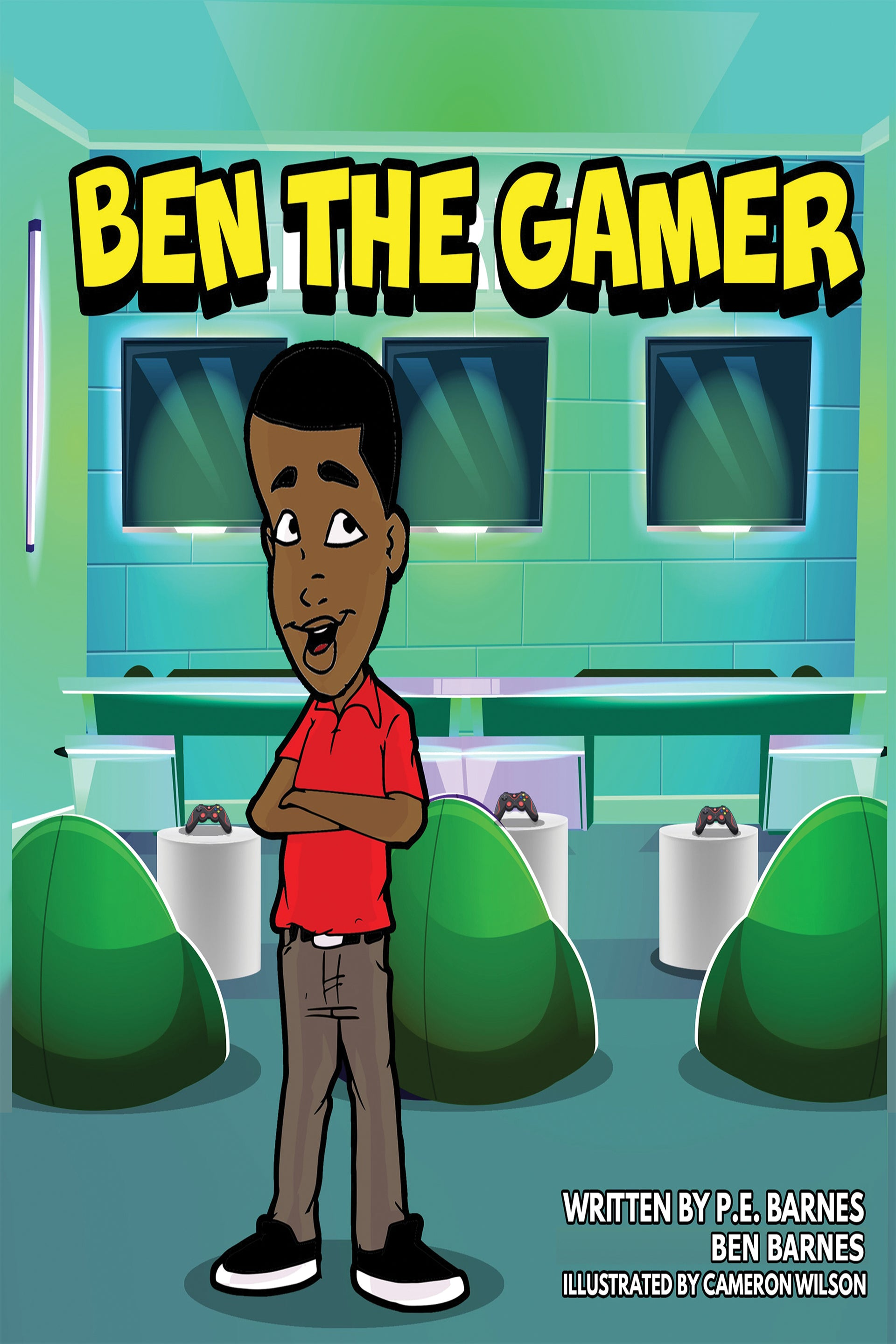 Ben the Gamer  STEM (Ages 6-12)