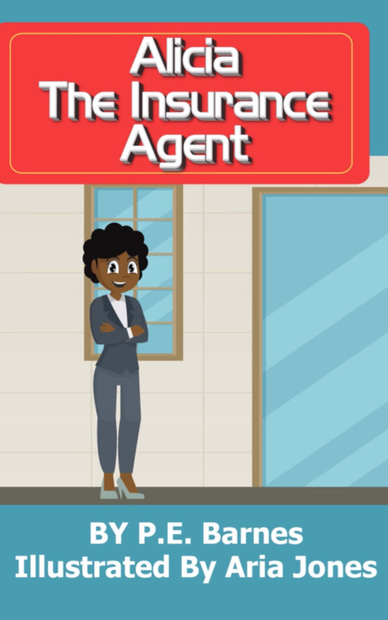 Alicia the Insurance Agent (9-12 years old)