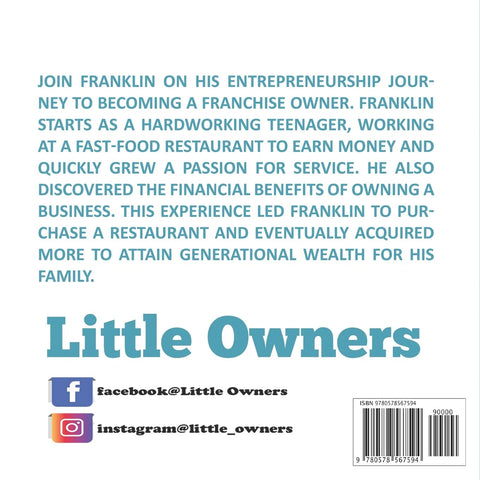 Franklin the Franchise Owner (Ages 6-12)
