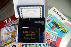 1 BOY Little Owners Executive VIP box ***Free Shipping****