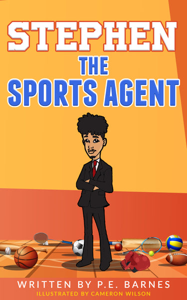 Stephen the Sports Agent (Ages 9-12)