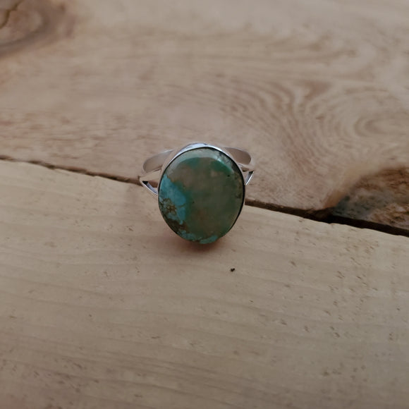 Navajo Sterling Silver Ring