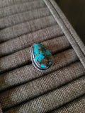 Skeets Sterling Silver and Turquoise Ring