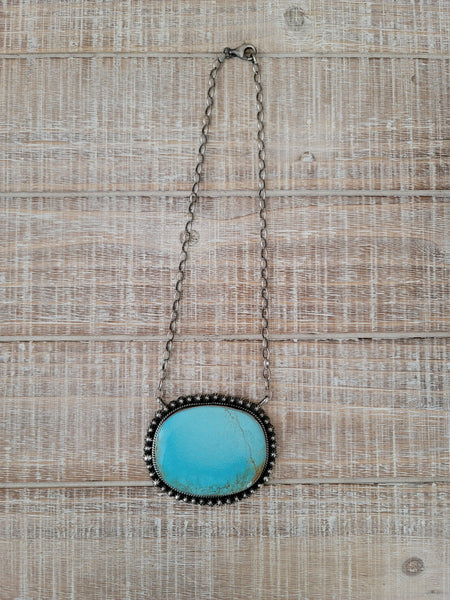 THE TEJAS NECKLACE