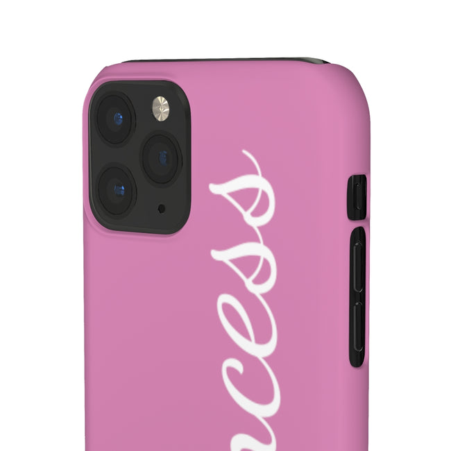 """Princess"" Iphone & Samsung Snap Cases"